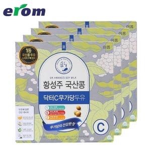 황성주 국산콩 닥터C 두유 190mlX64팩-생식/검은콩