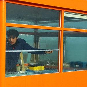 창문 열차단 사생활보호 썬팅지 단열필름 거울 시트지