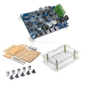 TDA7492P블루투스4.0 오디오 리시버 앰프 모듈+케이스