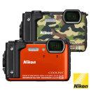 정품등록 이벤트  COOLPIX W300s 방수카메라  색상선택