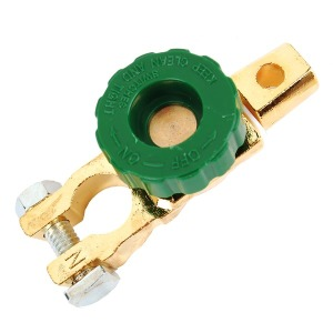 배터리 전원차단기 / 방전 배터리터미널 밧데리