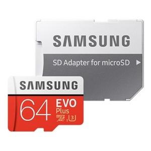 샤오미 미 A1 외장메모리 EVO플러스 MICROSD 64GB 4K