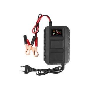 자동차 배터리 충전기 LCD 12V 20A