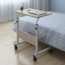 OMT 이동식 노트북 테이블 ONA-604 침대 소파 베이지