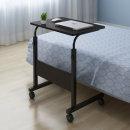 OMT 이동식 노트북 테이블 ONA-604 침대 소파 블랙