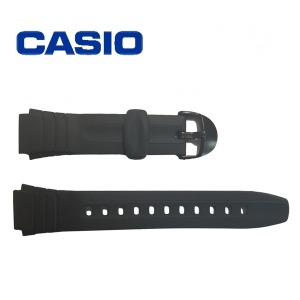 카시오손목시계줄 시계밴드 우레탄 F-200W-1A/9A