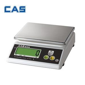 카스 WZ-2D 주방 전자 저울 6kg/1~2g단위 제빵 요리