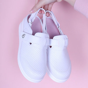 푹신푹신 간호사 신발 간호화 딥쿠션 샌들 BB-DW-W2