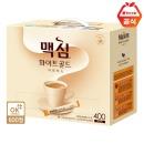 맥심 화이트골드 커피믹스 400T +OK캐시백