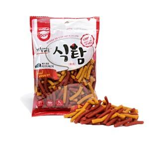 식탐 치즈버거 100g 애견간식