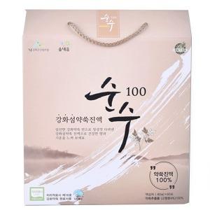 강화약쑥 진액 순수100 60포/쑥엑기스/3년숙성 섬쑥