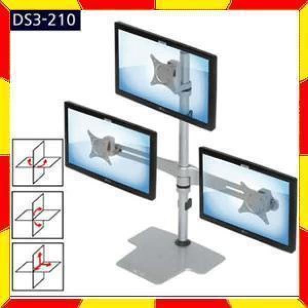 LCD모니터거치대[DS3-210] 스탠드형/LED/브라켓/LCD암19