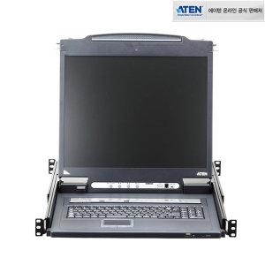 ATEN CL5716IN 16포트 19인치 LCD KVM IP 스위치