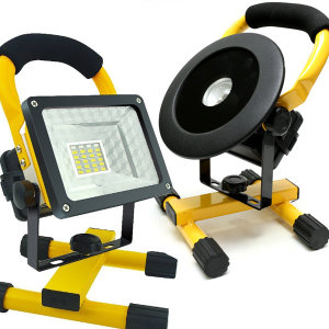LED 서치라이트/캠핑용/작업등/손전등/오꿈
