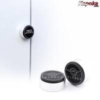 레이져 티탄 고급 도어가드/70가지 로고/ 2개1세트