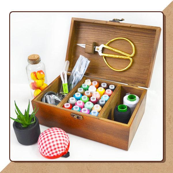 반짇고리 바느질세트 반짇고리함 바느질함 집들이선물