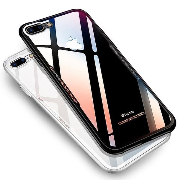 제로스킨 아이폰8 글라스 범퍼케이스
