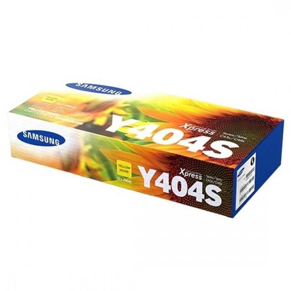 CLT-Y404S 노랑 정품토너 (1000매)