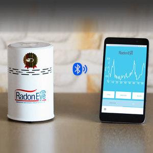 라돈아이/방사능측정/라돈측정기/라돈센서