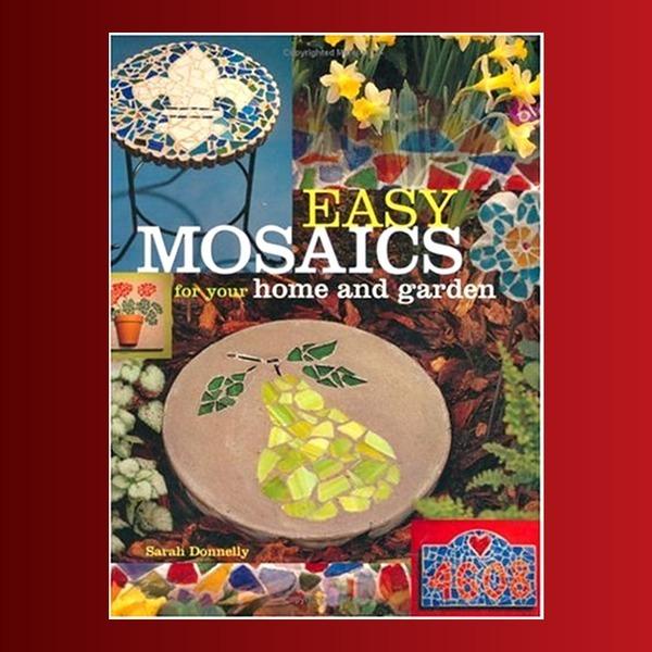 영문서적Easy Mosaics for Your Home and Garden