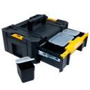 티스텍 다용도공구함 1단서랍형 DWST17803 부품함