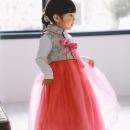 꼰띠키즈 새론한복 아동한복/여아한복