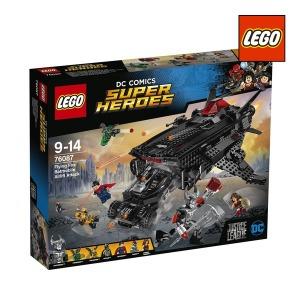 레고 슈퍼히어로 76087 플라잉폭스 배트모빌 공중공격