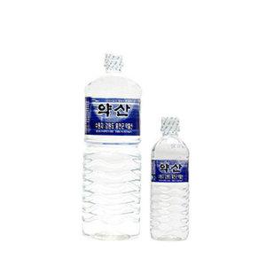 무료배송세트 약산샘물 500ml 1.8L 게르마늄 생수