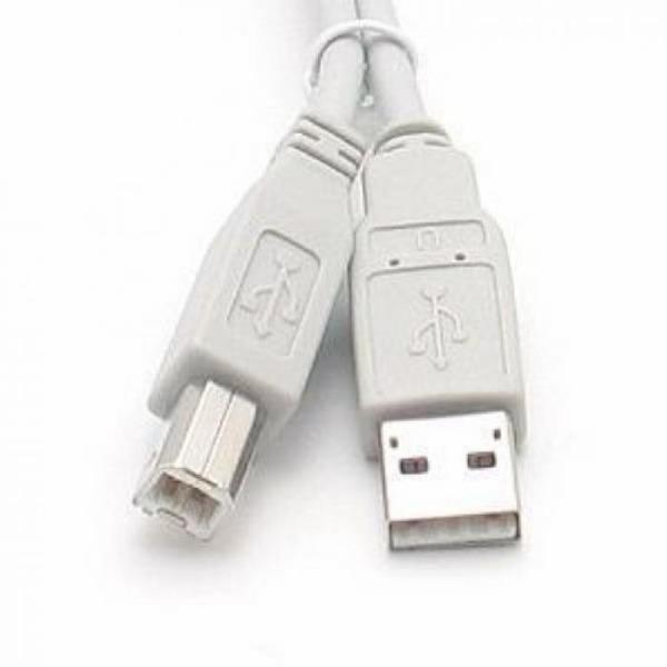 USB2.0 A-B 케이블 1.8M  NMC-UB218
