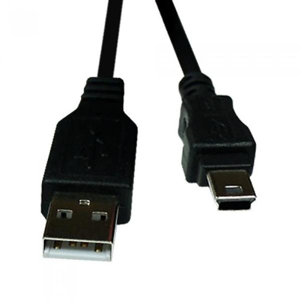 USB2.0 케이블 미니 5핀 2M (AM-Mini 5P)