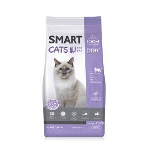 캣츠유 15kg 고양이사료 대용량 최신제조일 무료배송
