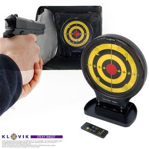전자젤타겟 비비탄총 표적판 타켓 사격게임 BB탄