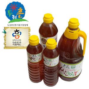 두레촌/명인쌀조청/조청/현미조청/유기농조청