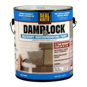 던에드워드 덤프록 약4L- 방수 및 곰팡이방지 페인트