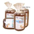 대흥 쌀조청 국산3kg 물엿 식자재 고추장재료 맥아