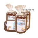 대흥 쌀조청 수입산3kg 물엿 식자재 고추장재료 맥아