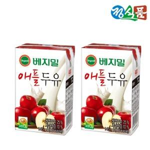 정식품 베지 애플두유145mlx24팩 영양간식음료애플두유