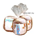 쌀조청 수입산1.5kg 물엿 식자재 고추장재료 맥아