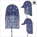 UV 플랩캡 뉴패턴/물놀이모자/아동 모자/유아 모자