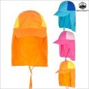 UV 플랩캡 뉴콤보/물놀이모자/아동 모자/유아 모자