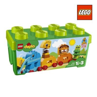 [레고] 레고 듀플로 10863 동물기차 브릭 박스