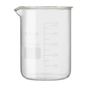 유리비커 50ml~1000ml 비이커 실험실 연구실  비커