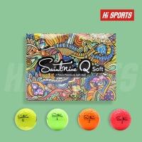 넥센 세인트나인 Q소프트 골프공 3피스 12구 로고인쇄