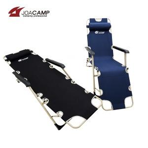 접이식 침대 1인용 안락의자 간이 야전침대 야외
