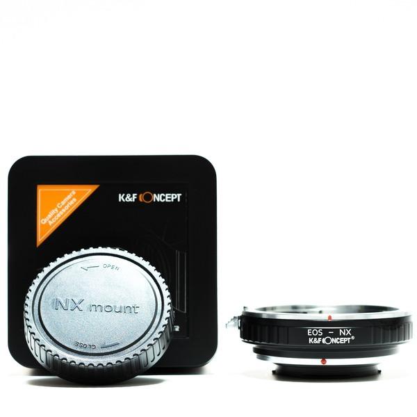 EOS-NX 캐논EF-삼성NX 렌즈 변환링 어댑터 Samsung