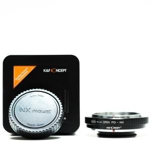 FD-NX 캐논 FD-삼성 NX 렌즈 변환링 어댑터 Samsung
