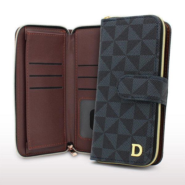 (핏폰) 버핏 엔틱 루이 지갑형 지퍼 다이어리_갤럭시노트8(N950) 등핸드폰 케이스