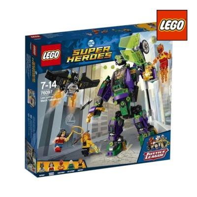 [레고] 레고 슈퍼히어로 76097 렉스 루터 로봇 격파