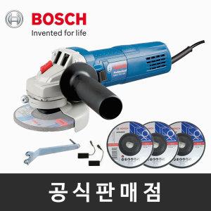 정품/GWS 750-100 EX/전동그라인더/핸드그라인더