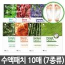 에센스네이처 아로마 수액패치 10매/목초 죽초 발시트